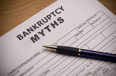 bankruptcy myths north carolina