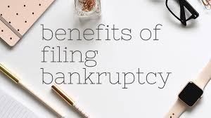 The Benefits of Filing Chapter 7 Bankruptcy in north carolina